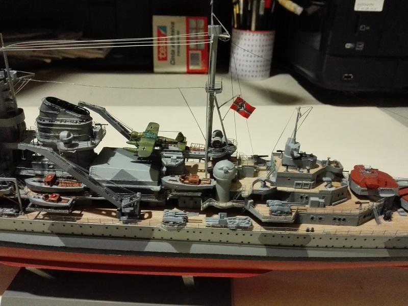 admiral hipper - DKM Admiral Hipper 1/350 Img_2620