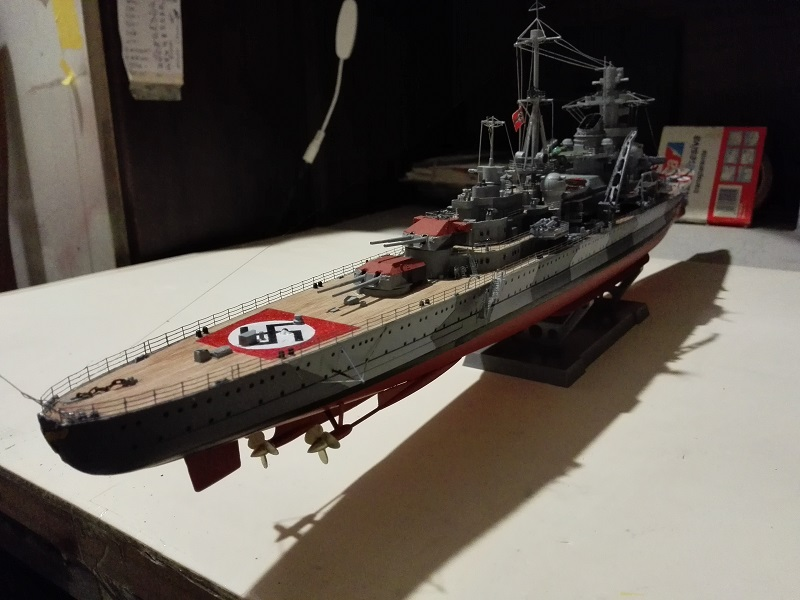 admiral hipper - DKM Admiral Hipper 1/350 Img_2623