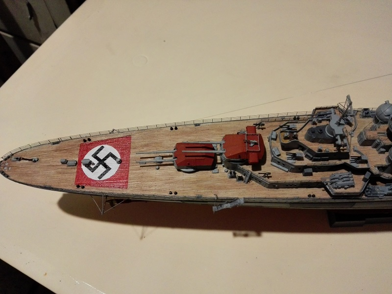 admiral hipper - DKM Admiral Hipper 1/350 Img_2624