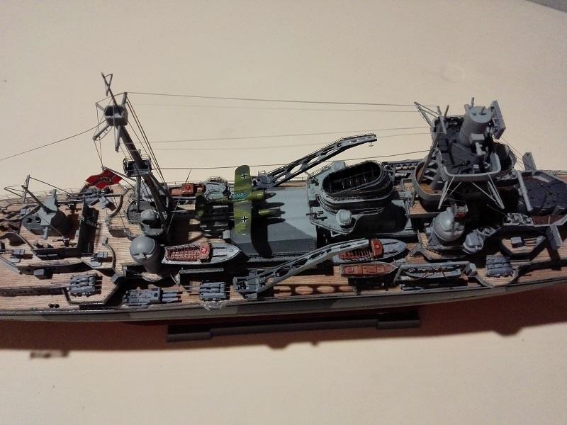 admiral hipper - DKM Admiral Hipper 1/350 Img_2625