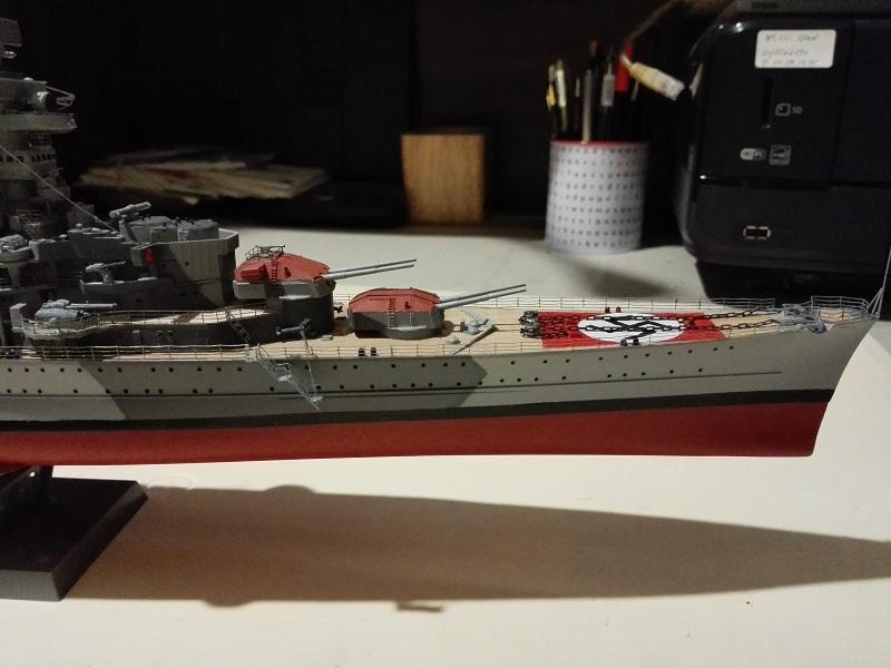 admiral hipper - DKM Admiral Hipper 1/350 Img_2631