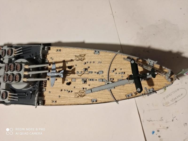 Regia Marina Littorio 1941 (Trumpeter 1/350°) de amoraga Img_2638