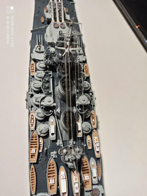 Regia Marina Littorio 1941 (Trumpeter 1/350°) de amoraga Img_2640
