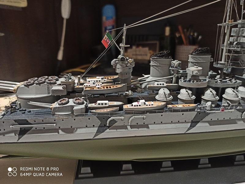 Regia Marina Littorio 1941 (Trumpeter 1/350°) de amoraga Img_2645