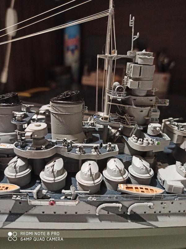 Regia Marina Littorio 1941 (Trumpeter 1/350°) de amoraga Img_2646