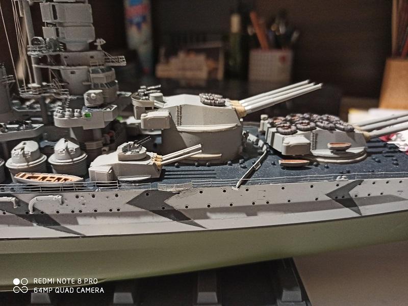 Regia Marina Littorio 1941 (Trumpeter 1/350°) de amoraga Img_2647