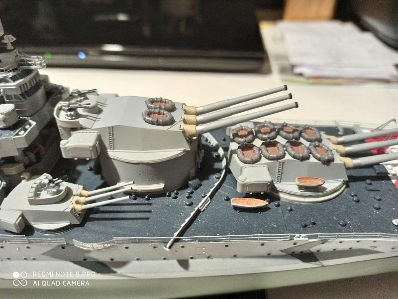Regia Marina Littorio 1941 (Trumpeter 1/350°) de amoraga Img_2652