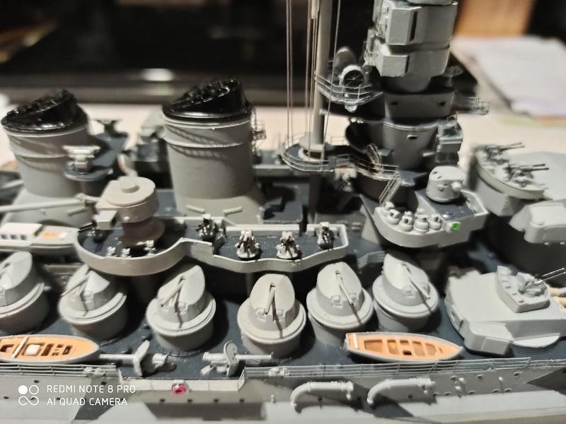 Regia Marina Littorio 1941 (Trumpeter 1/350°) de amoraga Img_2653