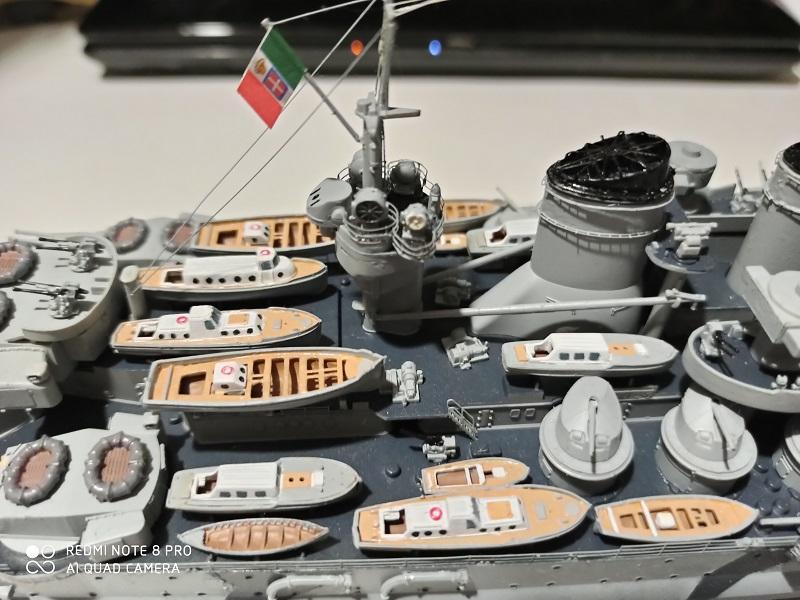 Regia Marina Littorio 1941 (Trumpeter 1/350°) de amoraga Img_2654