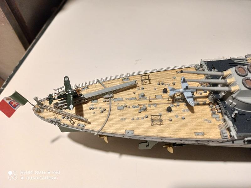 Regia Marina Littorio 1941 (Trumpeter 1/350°) de amoraga Img_2659