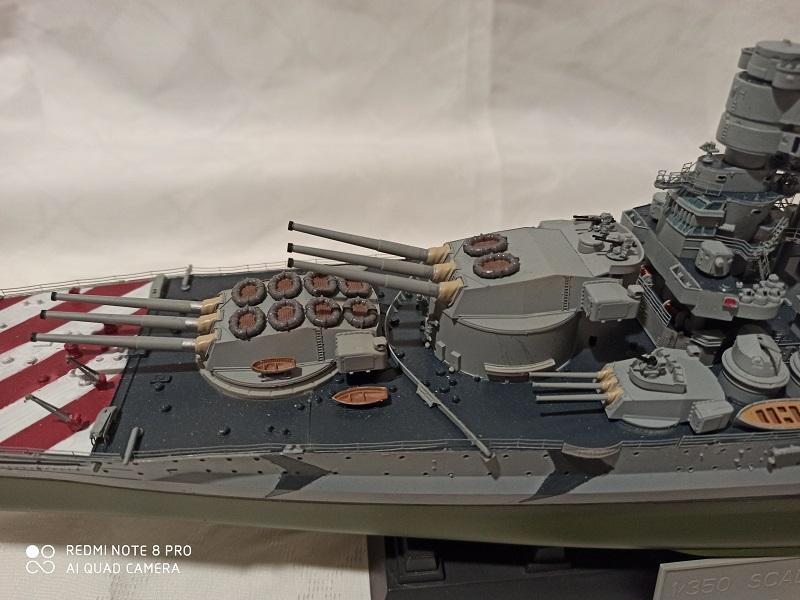Regia Marina Littorio 1941 (Trumpeter 1/350°) de amoraga Img_2660