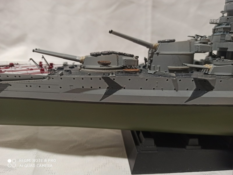 Regia Marina Littorio 1941 (Trumpeter 1/350°) de amoraga Img_2662