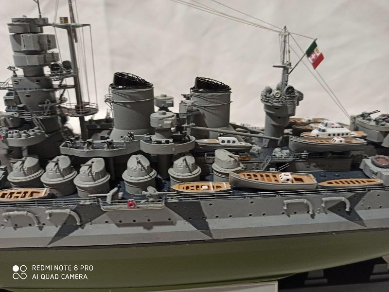Regia Marina Littorio 1941 (Trumpeter 1/350°) de amoraga Img_2666