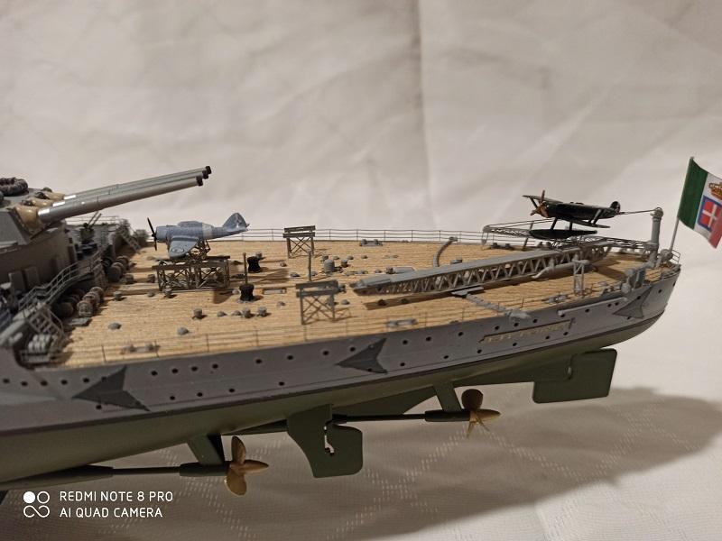 Regia Marina Littorio 1941 (Trumpeter 1/350°) de amoraga Img_2667