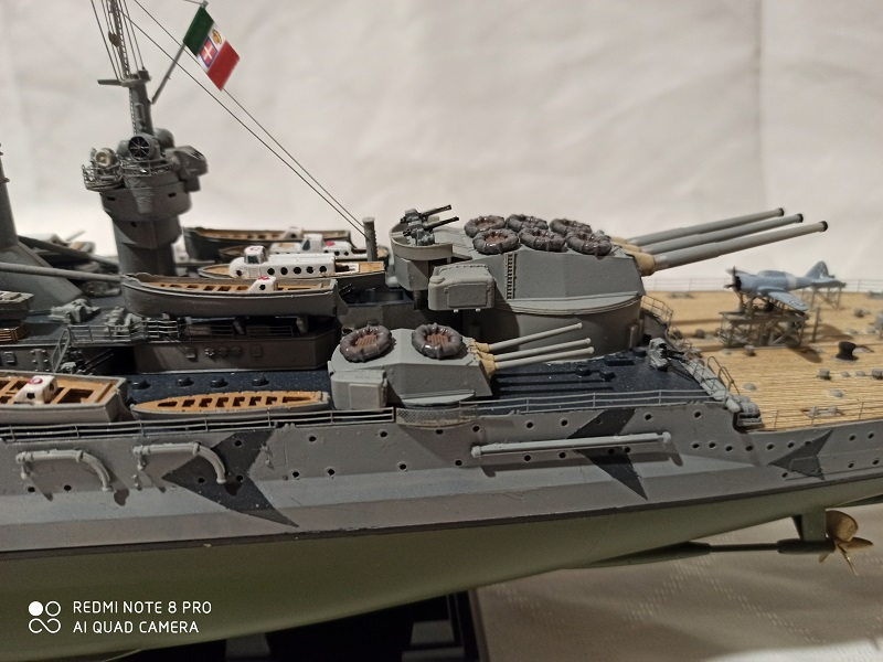 Regia Marina Littorio 1941 (Trumpeter 1/350°) de amoraga Img_2669