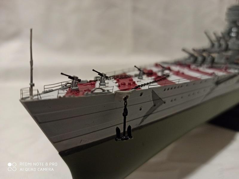 Regia Marina Littorio 1941 (Trumpeter 1/350°) de amoraga Img_2671