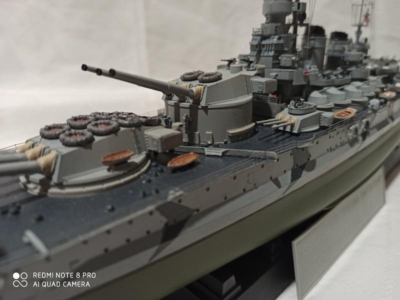 Regia Marina Littorio 1941 (Trumpeter 1/350°) de amoraga Img_2674