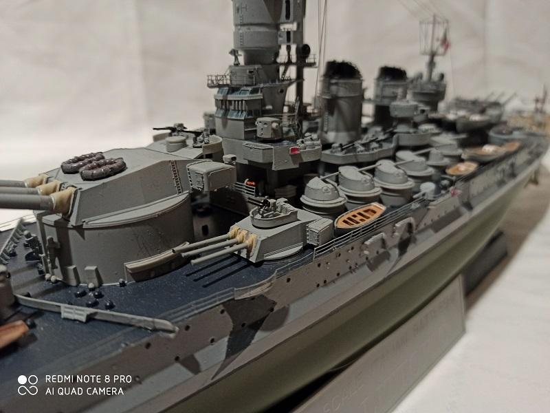 Regia Marina Littorio 1941 (Trumpeter 1/350°) de amoraga Img_2675