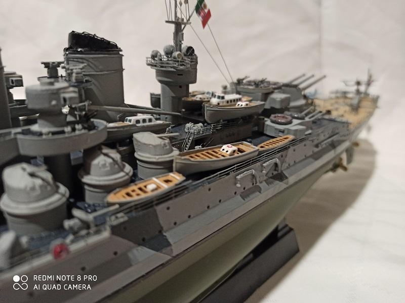 Regia Marina Littorio 1941 (Trumpeter 1/350°) de amoraga Img_2678
