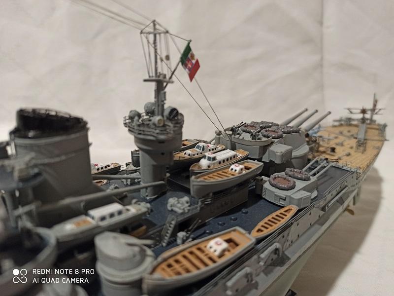 Regia Marina Littorio 1941 (Trumpeter 1/350°) de amoraga Img_2679