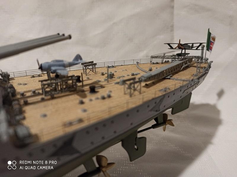 Regia Marina Littorio 1941 (Trumpeter 1/350°) de amoraga Img_2681