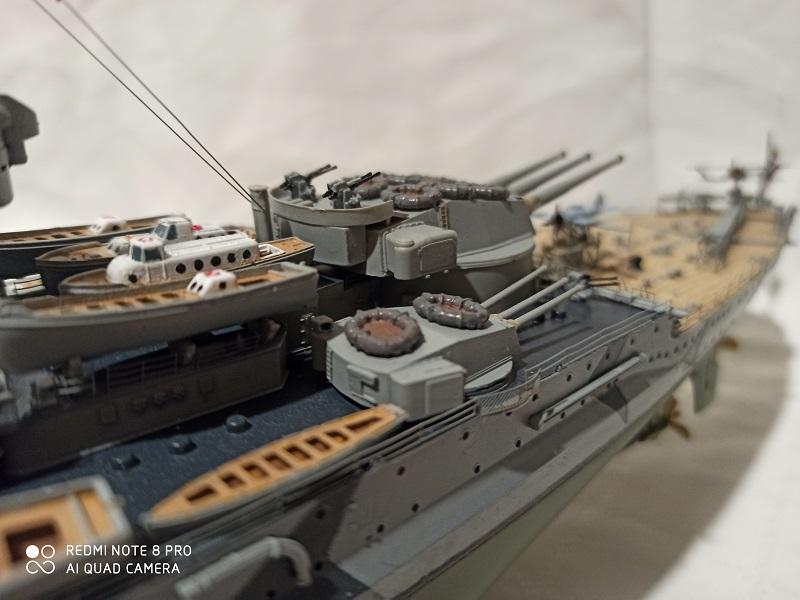Regia Marina Littorio 1941 (Trumpeter 1/350°) de amoraga Img_2682