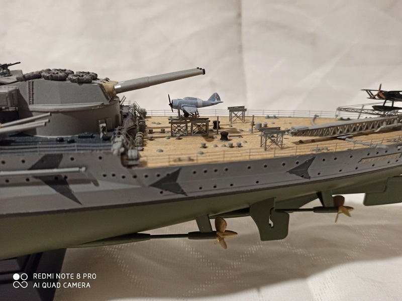 Regia Marina Littorio 1941 (Trumpeter 1/350°) de amoraga Img_2686