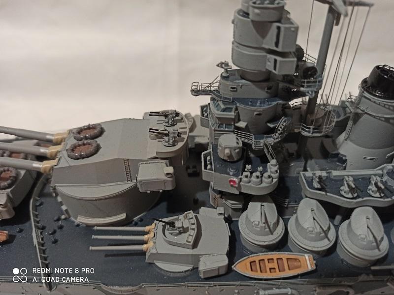 Regia Marina Littorio 1941 (Trumpeter 1/350°) de amoraga Img_2692