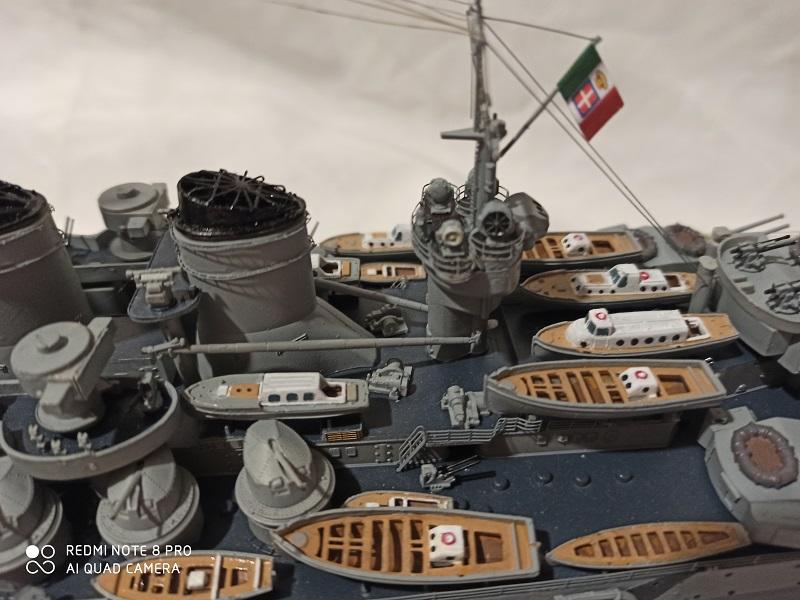 Regia Marina Littorio 1941 (Trumpeter 1/350°) de amoraga Img_2694