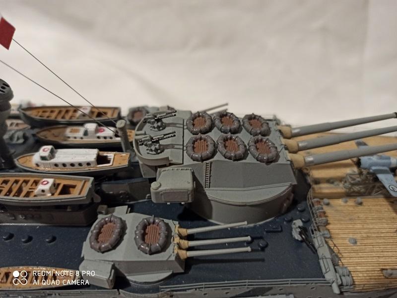 Regia Marina Littorio 1941 (Trumpeter 1/350°) de amoraga Img_2695