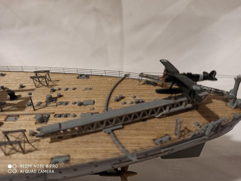 Regia Marina Littorio 1941 (Trumpeter 1/350°) de amoraga Img_2696