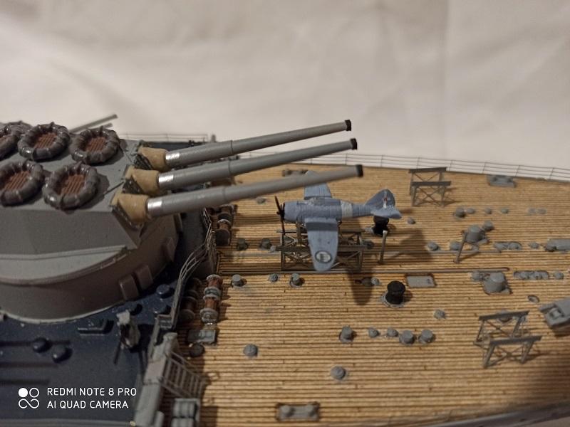 Regia Marina Littorio 1941 (Trumpeter 1/350°) de amoraga Img_2698