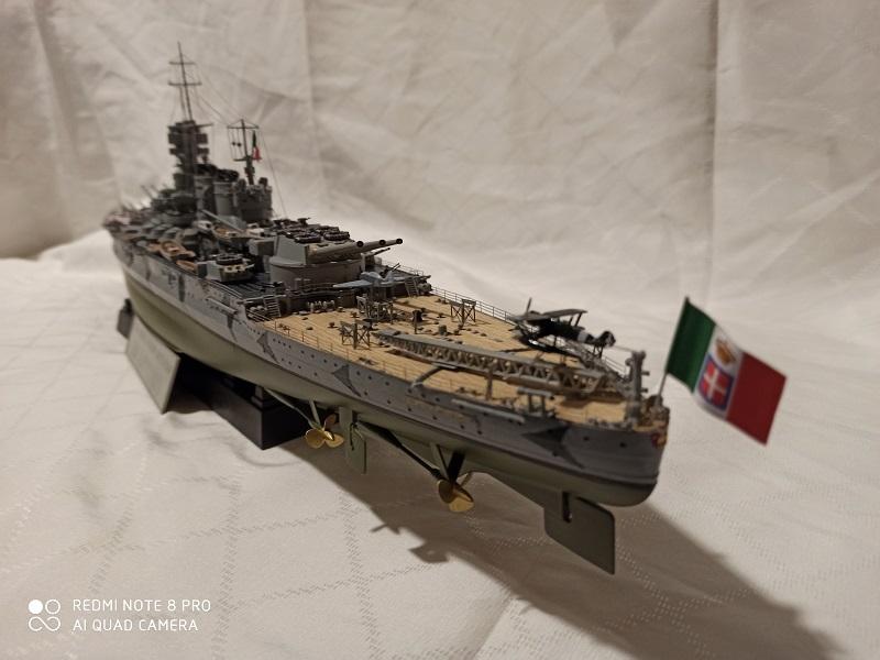Regia Marina Littorio 1941 (Trumpeter 1/350°) de amoraga Img_2699