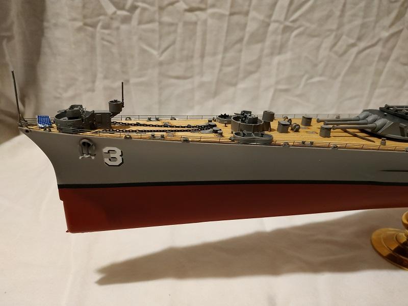 USS Hawaii CB-3 Battle Cruiser 1/350 Img_2708
