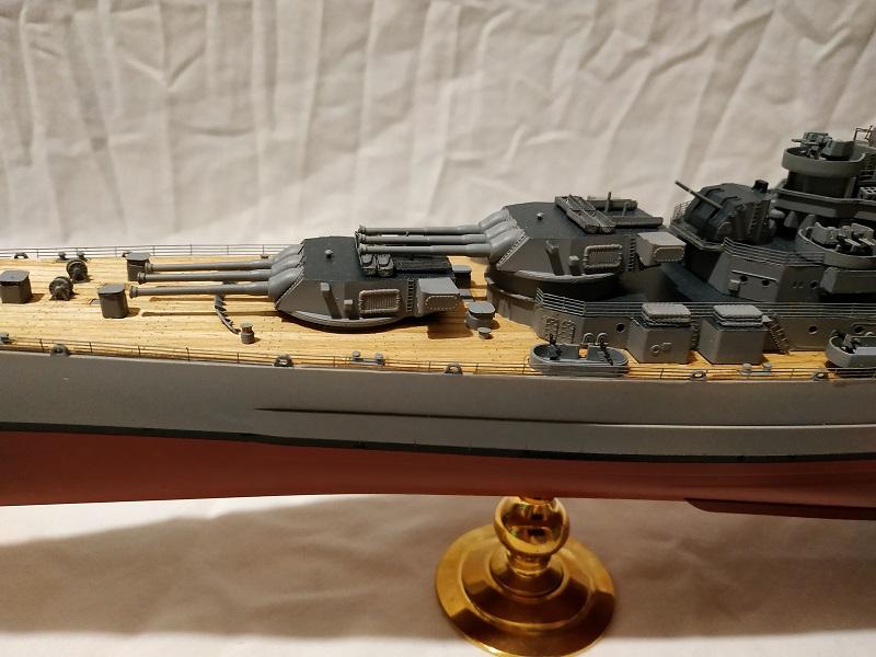 USS Hawaii CB-3 Battle Cruiser 1/350 Img_2709