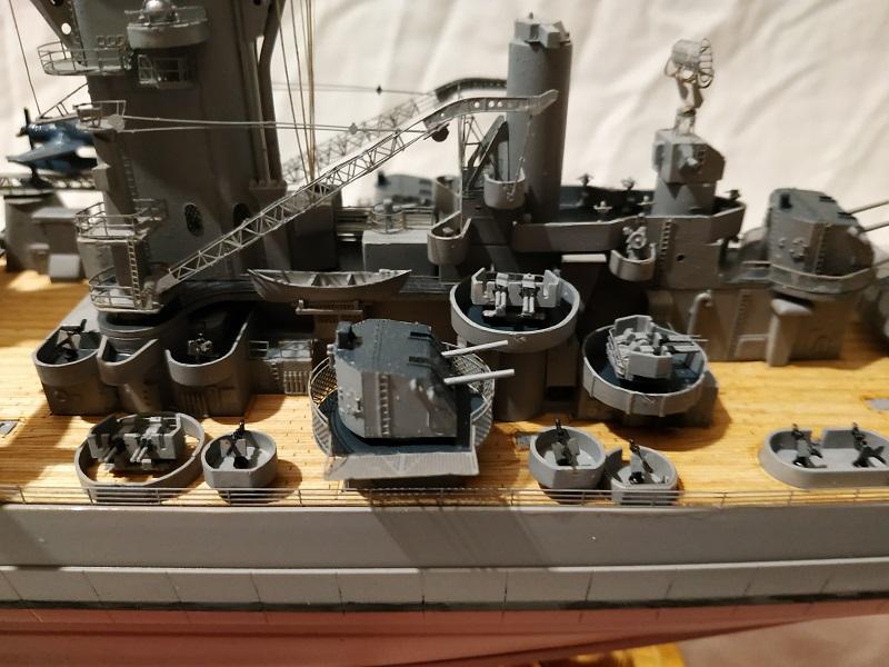 USS Hawaii CB-3 Battle Cruiser 1/350 Img_2713