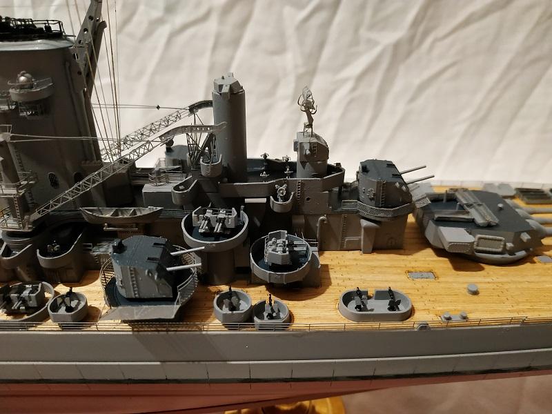 USS Hawaii CB-3 Battle Cruiser 1/350 Img_2714