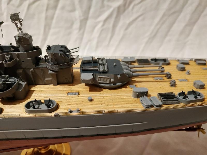 USS Hawaii CB-3 Battle Cruiser 1/350 Img_2715