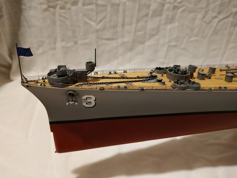 USS Hawaii CB-3 Battle Cruiser 1/350 Img_2720