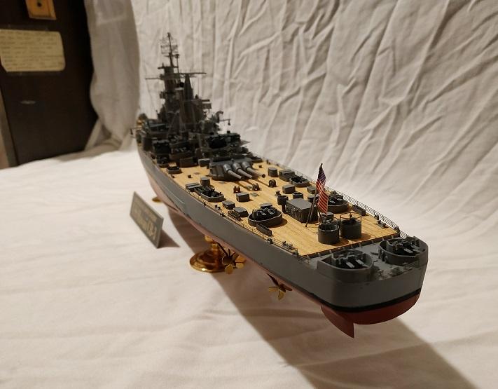 USS Hawaii CB-3 Battle Cruiser 1/350 Img_2724