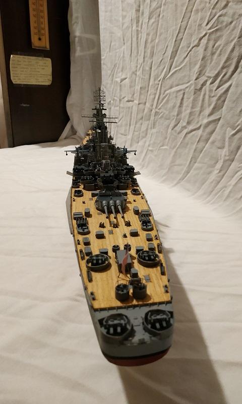 USS Hawaii CB-3 Battle Cruiser 1/350 Img_2725