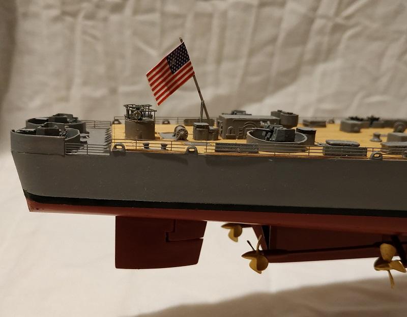USS Hawaii CB-3 Battle Cruiser 1/350 Img_2727
