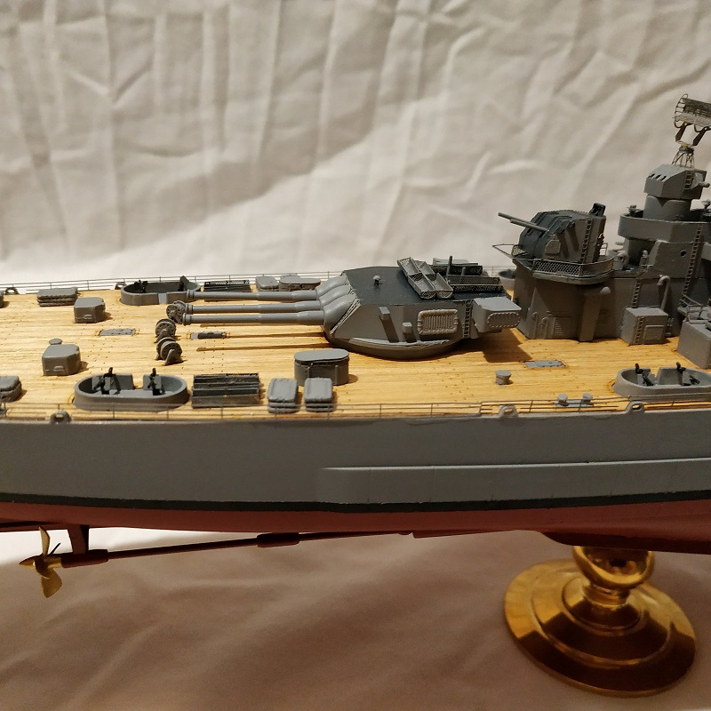 USS Hawaii CB-3 Battle Cruiser 1/350 Img_2728
