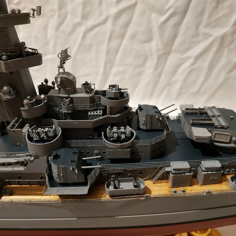 USS Hawaii CB-3 Battle Cruiser 1/350 Img_2731