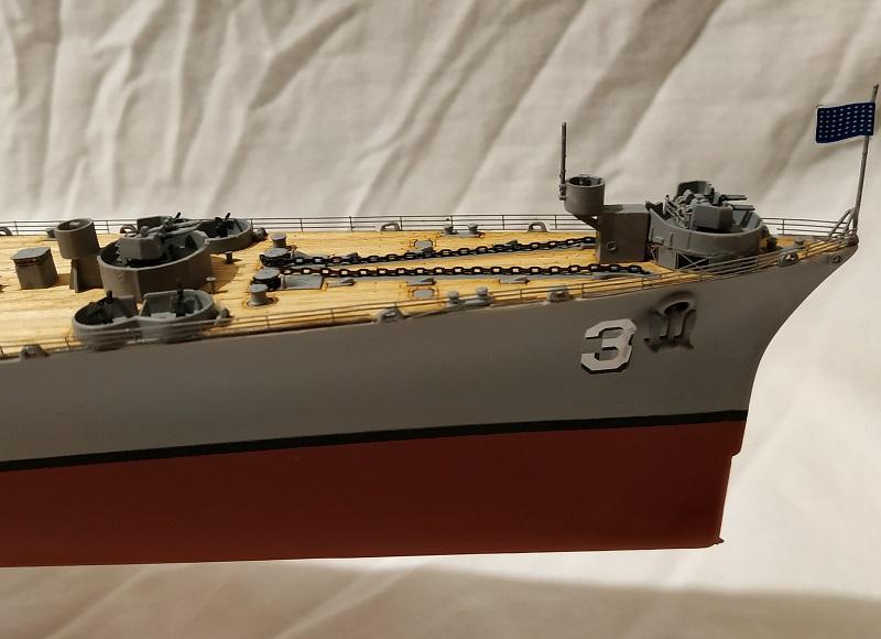 USS Hawaii CB-3 Battle Cruiser 1/350 Img_2734