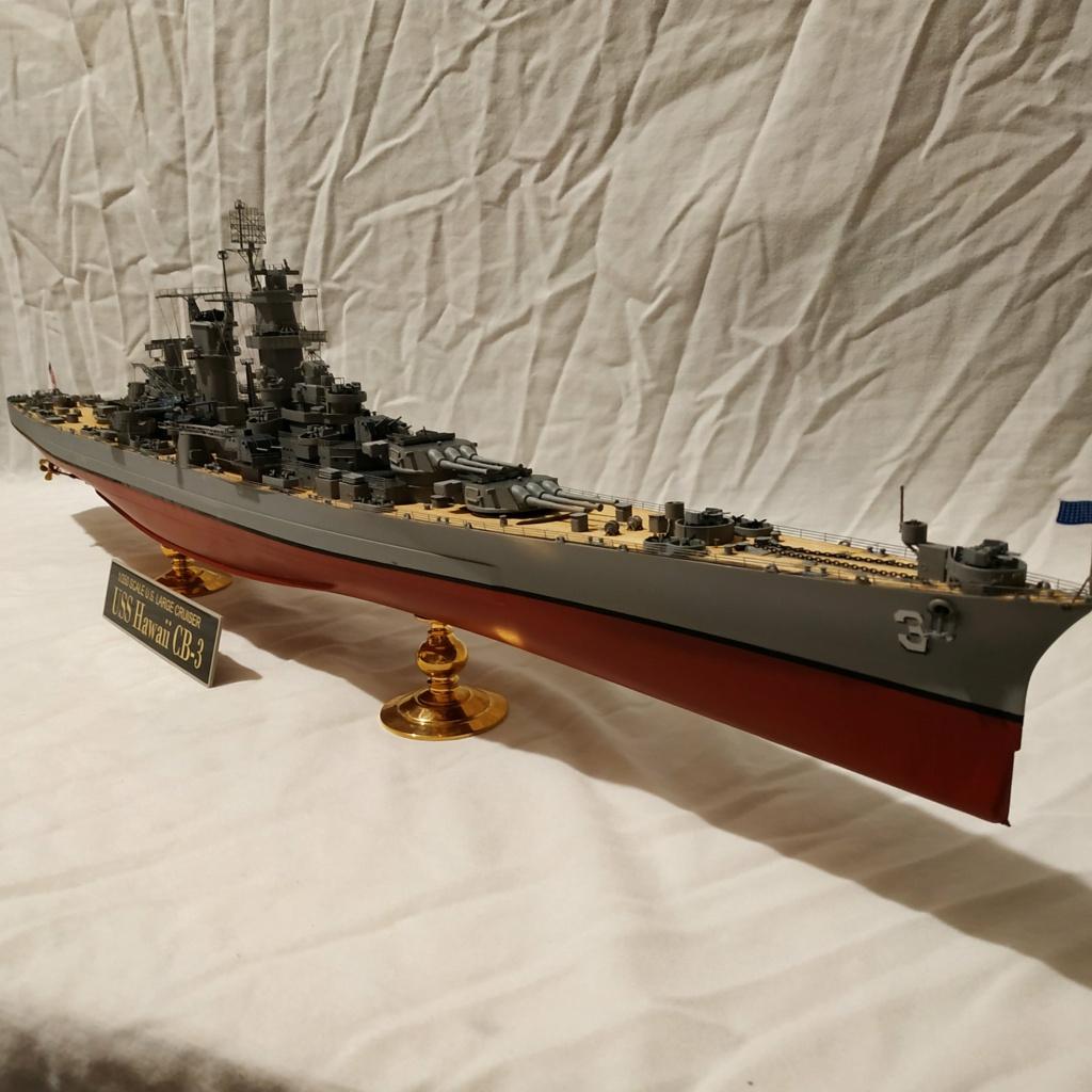 USS Hawaii CB-3 Battle Cruiser 1/350 Img_2735
