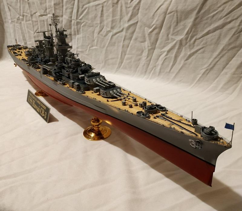 USS Hawaii CB-3 Battle Cruiser 1/350 Img_2736