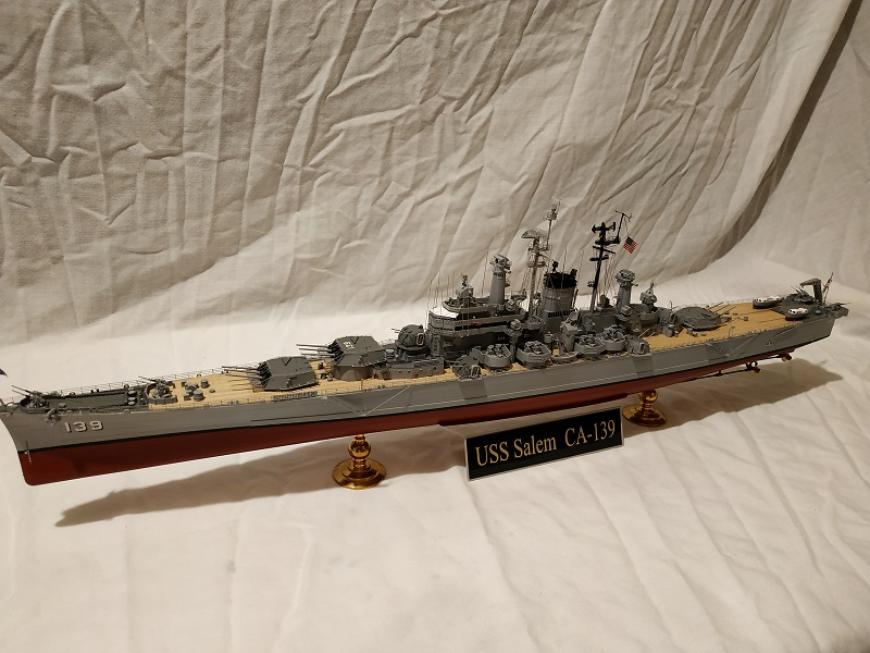 USS Salem CA-139 Heavy Cruiser 1/350 Img_2761