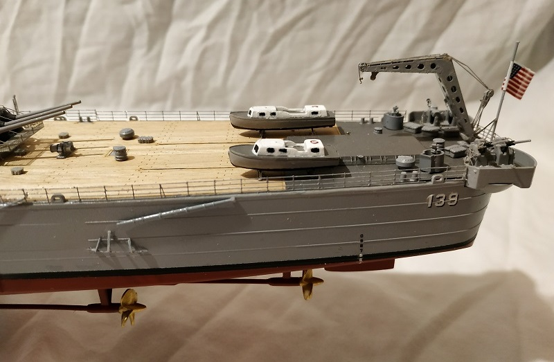 USS Salem CA-139 Heavy Cruiser 1/350 Img_2768