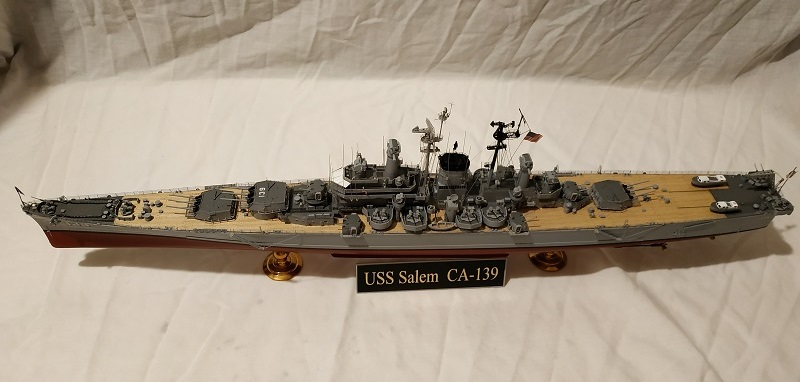 USS Salem CA-139 Heavy Cruiser 1/350 Img_2769